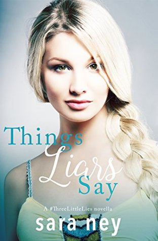 Things Liars Say