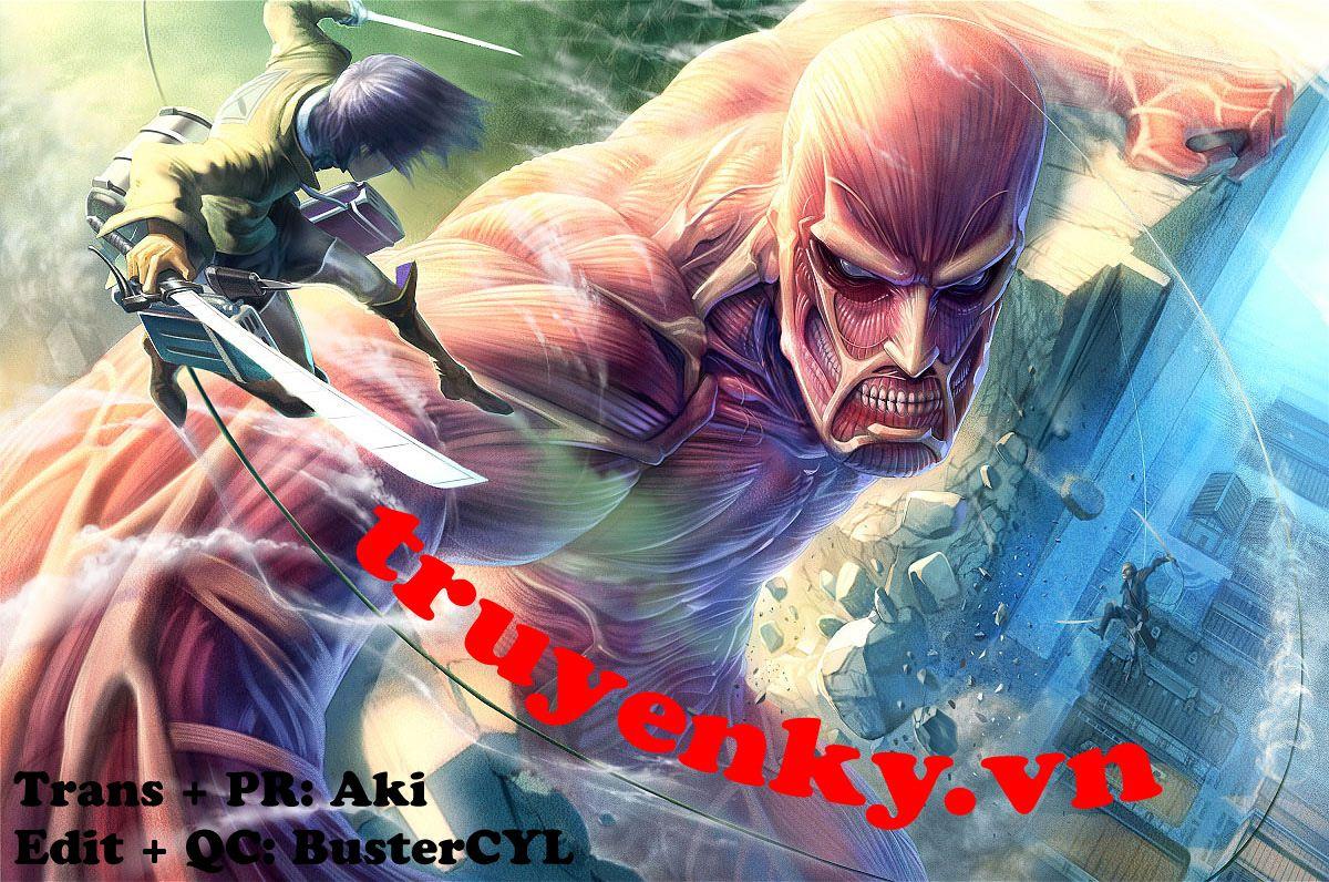 Shingeki no Kyojin Chap 019