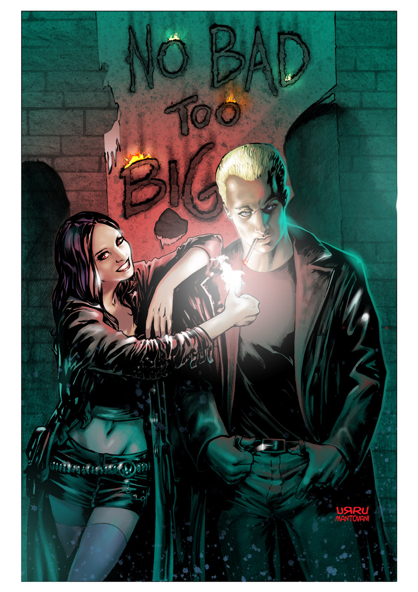 Spike (IDW comic collection) | Buffyverse Wiki | Fandom powered by ...