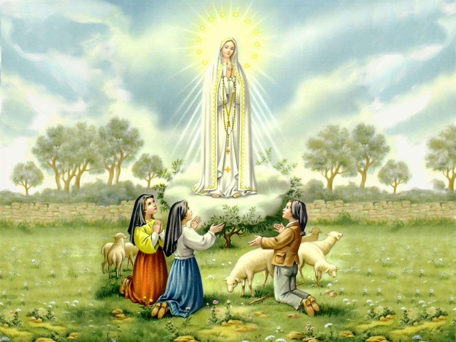 Archdiocese of Portland - Dedicated to Our Lady of Fatima,  June 28th  2014