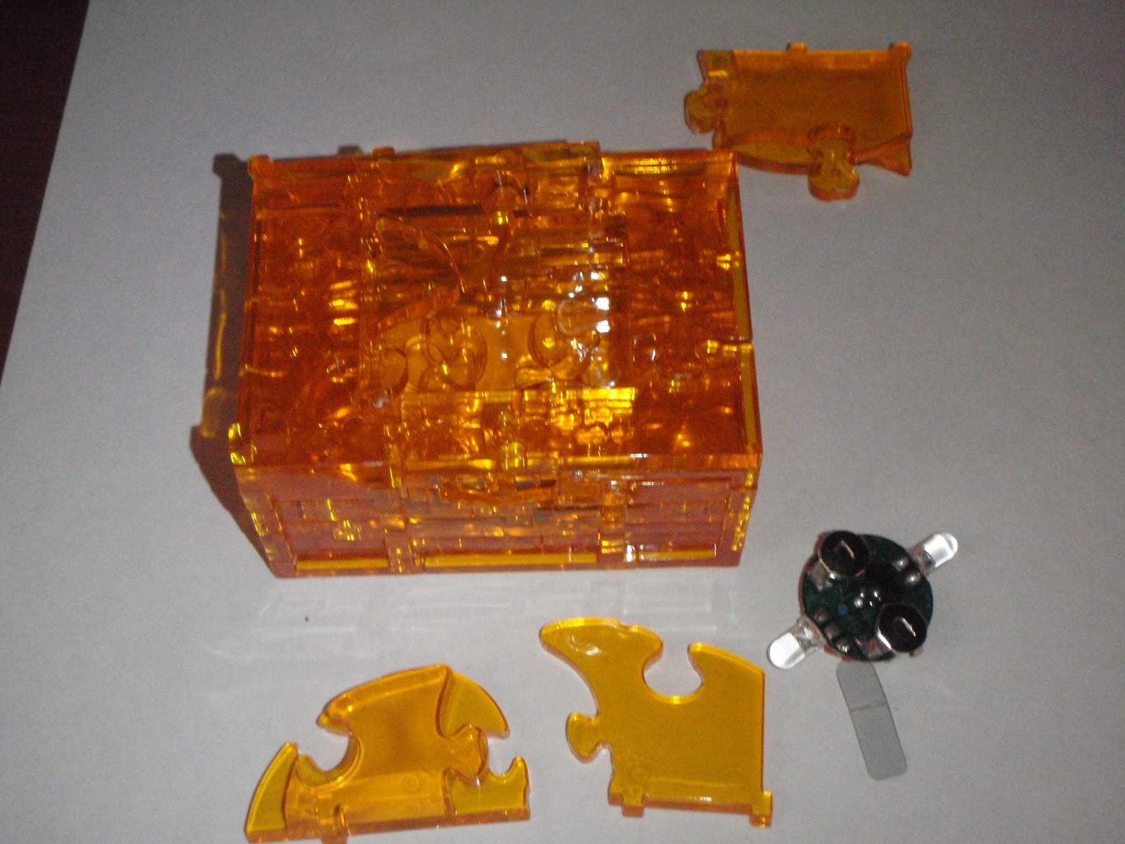 Crystal Puzzle 3D Инструкция