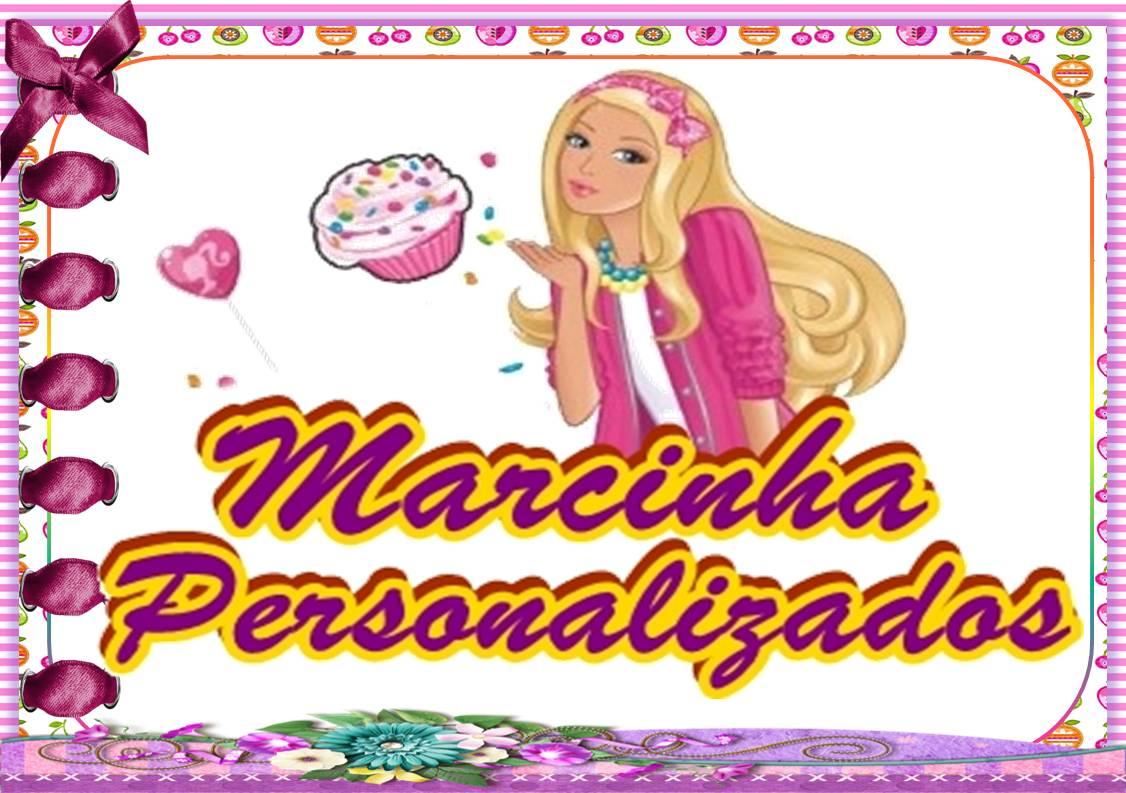 MARCINHA PERSONALIZADOS