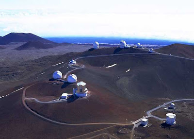 current telescopes before the Thirty Meter Telescope
