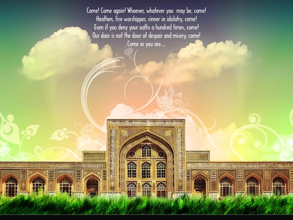 Download Islamic Wallpapers for free - QuotesDownload