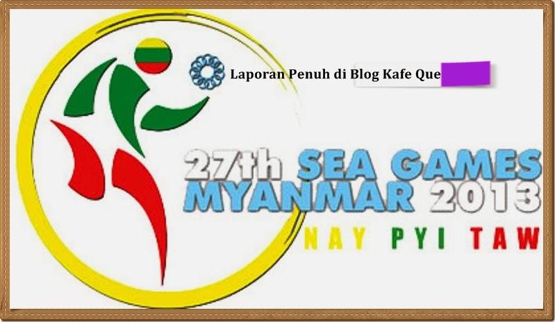 JADUAL PENUH PERLAWANAN BOLA SEPAK SUKAN SEA 2013