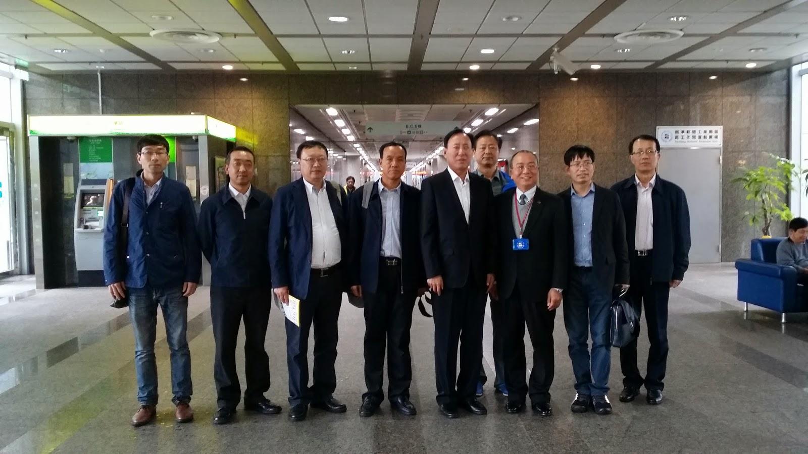 青海省海峽兩岸交流協會參訪