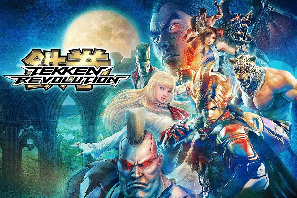 Redirecionando para nossa nova página: COSPLAYS - Tekken