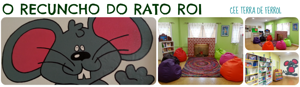 O RECUNCHO DO RATO ROI