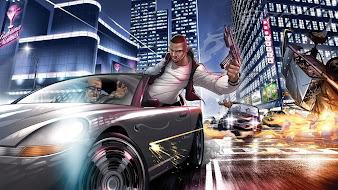 #20 Grand Theft Auto Wallpaper