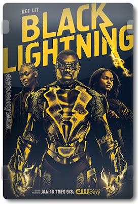 Raio Negro / Black Lightning