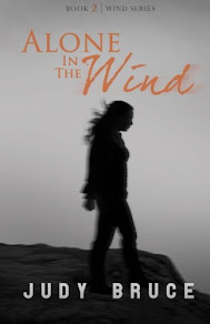 Alone in the Wind by Judy Bruce