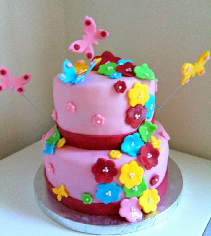 Cake Designs For 4 Year Girl : Top 77 Photos Of Cakes For Birthday Girls Cakes Gallery