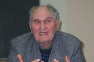 пастар Эрнст Сабіла фота