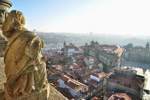 Fin de semana en Oporto. Iglesia de los Clérigos