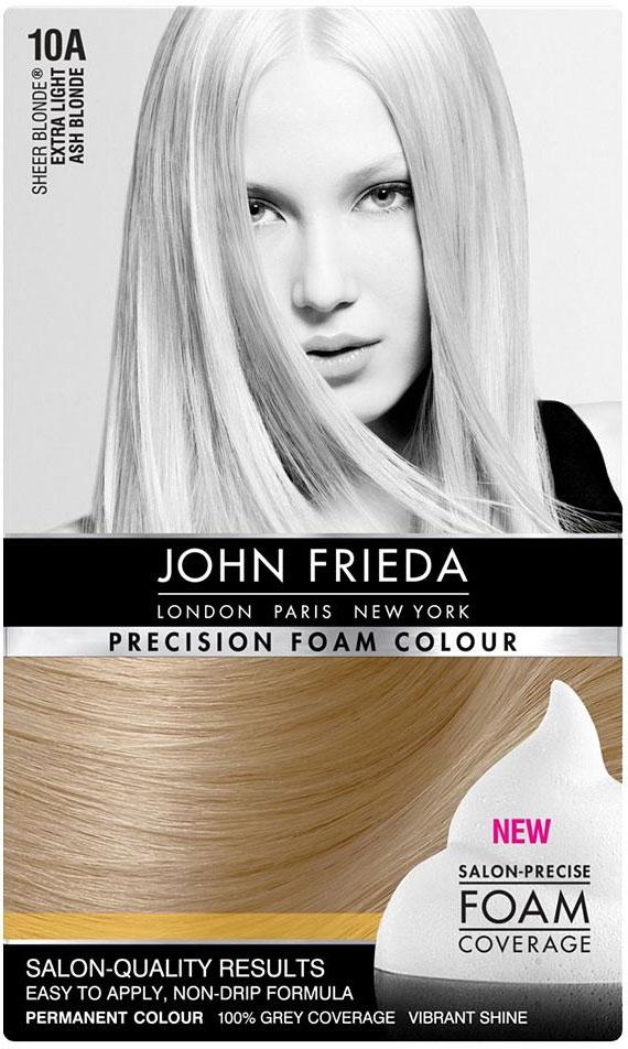 Katys Beauty Secrets Giveaway John Frieda Precision Foam Hair