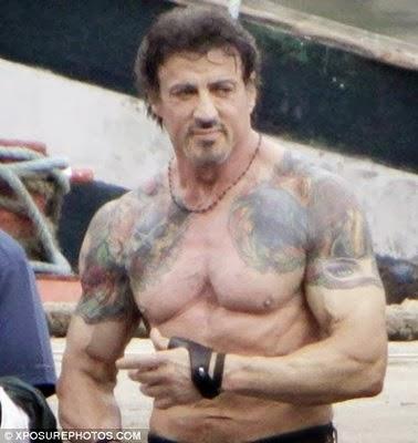 photo of tattoo