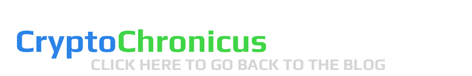 CryptoChronicus CryptoBlog