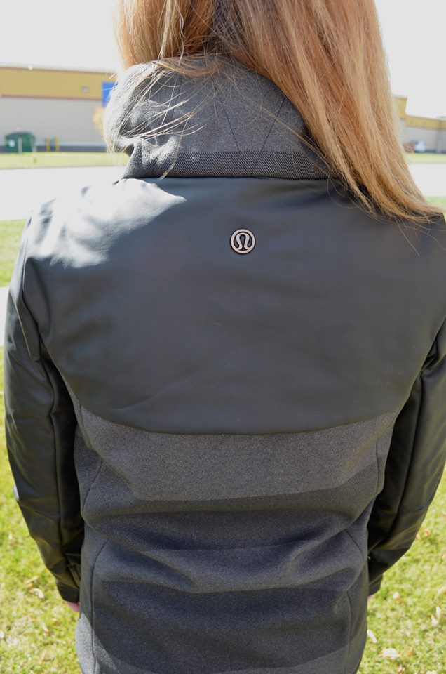 lululemon brisky biker jacket back