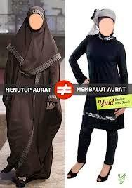 hijab sesuai syar'i