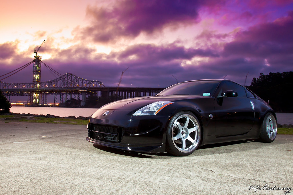 Jdmbits Staggered Rota Grid Drift 19 For Nissan 350z