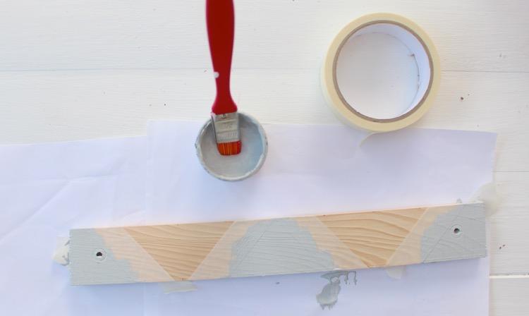DIY: Estante colgante
