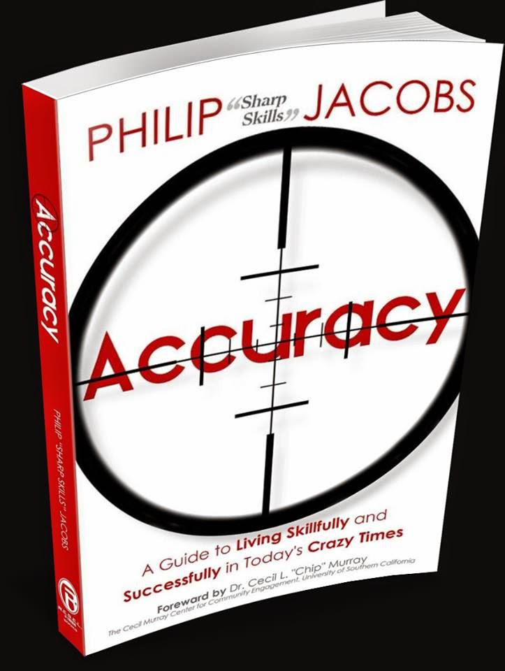 Sharp Skills' New Book, Accuracy (Click on Book to Buy)