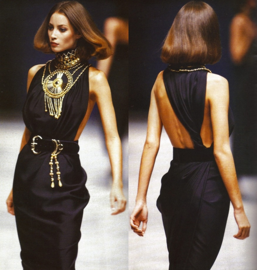 Eniwhere Fashion - Top Models 90's - Christy Turlington