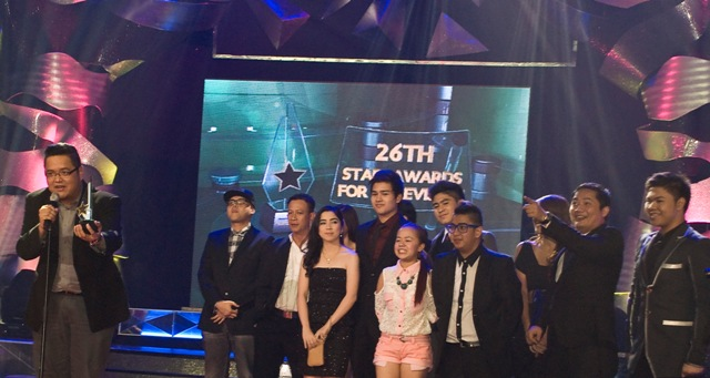 LUV U Wins Best Youth Oriented Show in Star Awards, Cast Goes in a Vacation Getaway