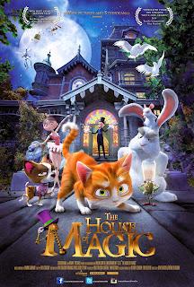 Ver Película The House of Magic Online Gratis (2013)