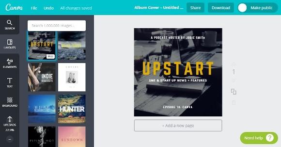 Belajar Membuat Desain Grafis Online