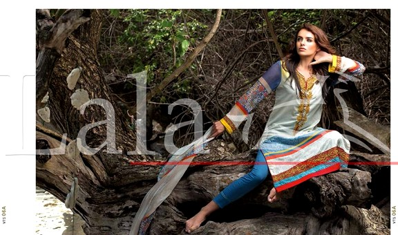 Lala Vintage Spring/Summer 2015 Collection