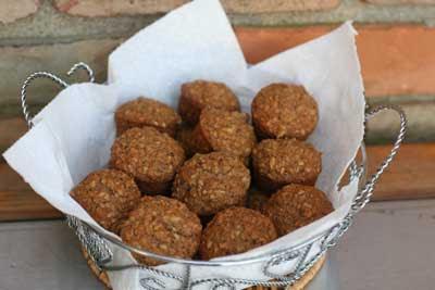 12 grain muffins
