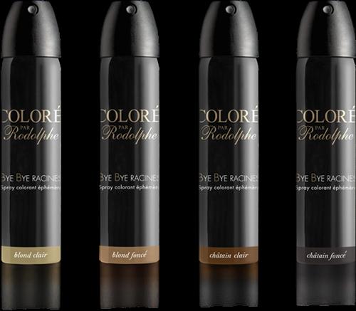 il existe 3 autres nuances pour sadapter un plus grand nombre de femmes blond clair blond fonc et chtain fonc - Spray Colorant Pour Cheveux