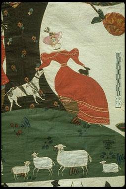 Quilt 1812: War & Piecing: Another New York Pictorial Quilt : pictorial quilt - Adamdwight.com