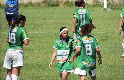 América/Seleção do Paulista com adversário definido nas Oitavas do PE Feminino