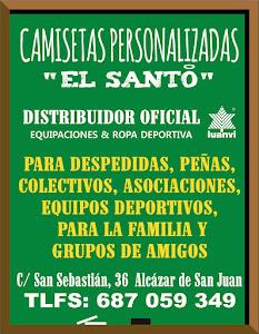 """Camisetas """"EL SANTO"""""""
