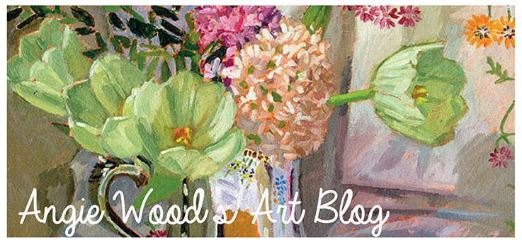Angie Wood's Art Blog