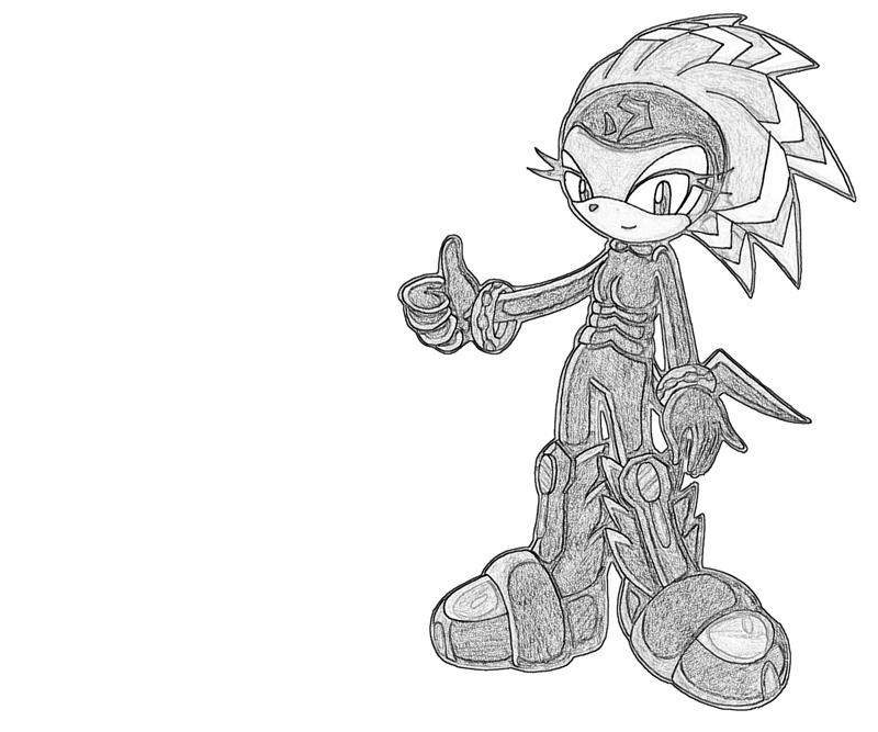 shade-the-echidna-art-coloring-pages