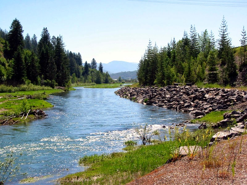 Boating The Inland Northwest South Fork Coeur D Alene