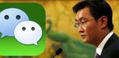 Penemu wechat adalah Ma Huateng