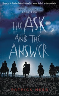 Review: The Ask and the Answer (Chaos Walking #2) by Patrick Ness