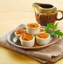 Resep Talam Ayam Gulai