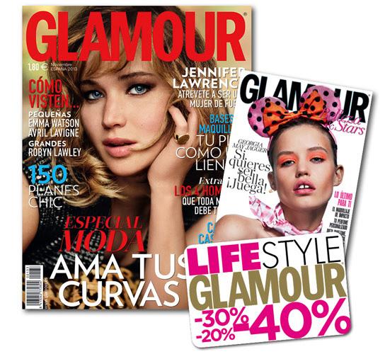Glamour noviembre 2013