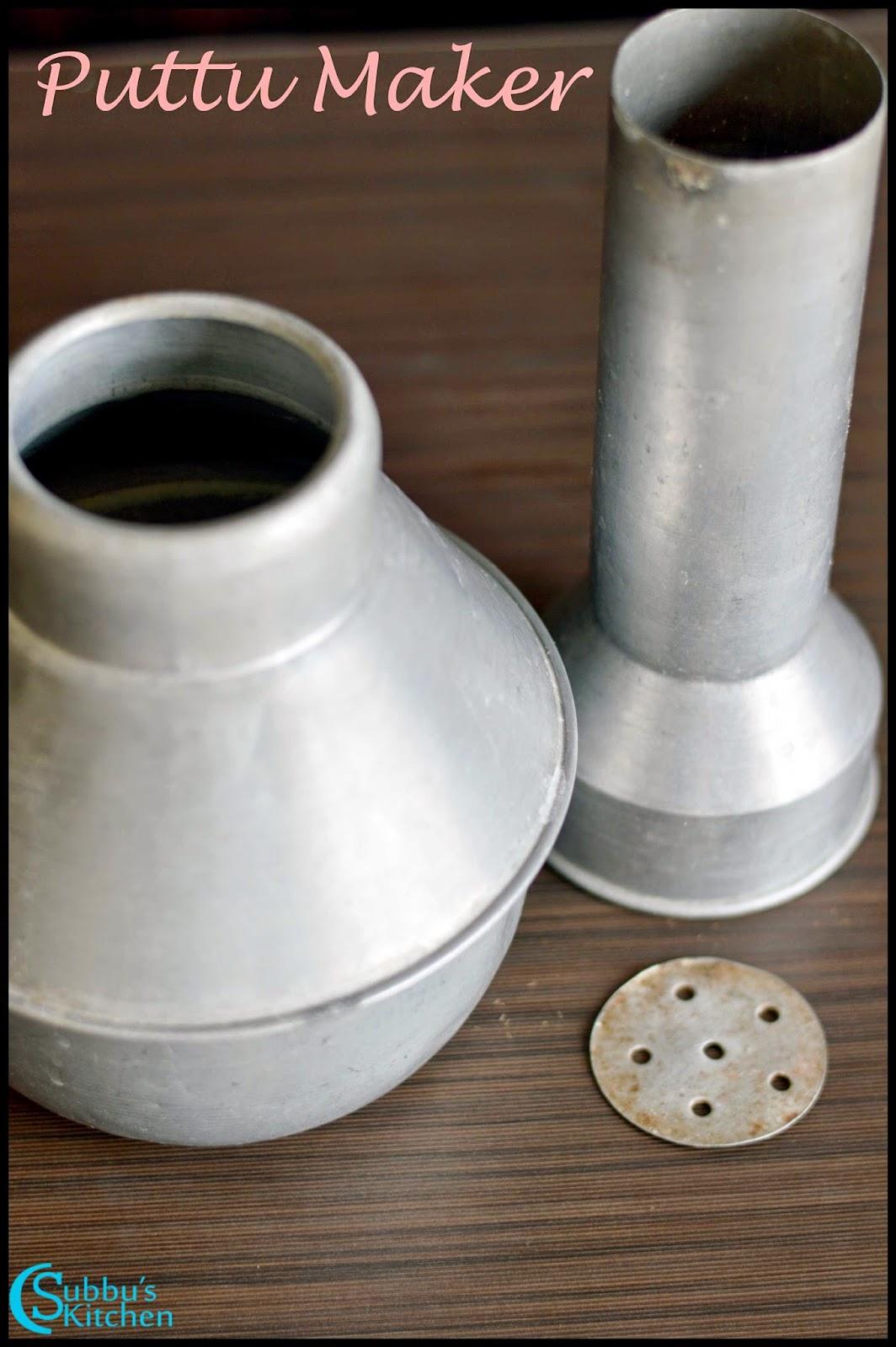 Raagi Puttu Recipe | Finger Millet (Kezhvaragu) Puttu Recipe