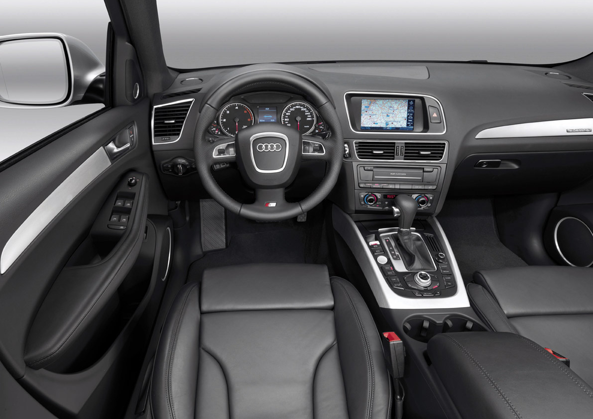 Audi q5 interior   World of Cars