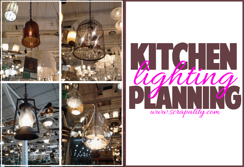 Kitchen Planning: Lighting