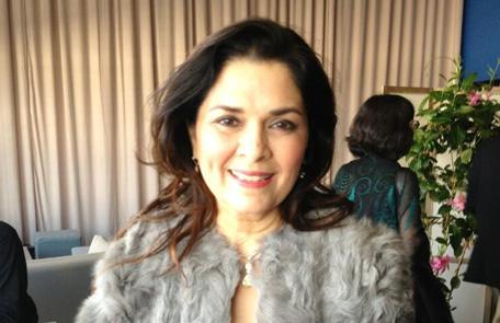 Hilda Koronel Filipino classic with Hilda Koronel makes a splash at Cannes HiLdA