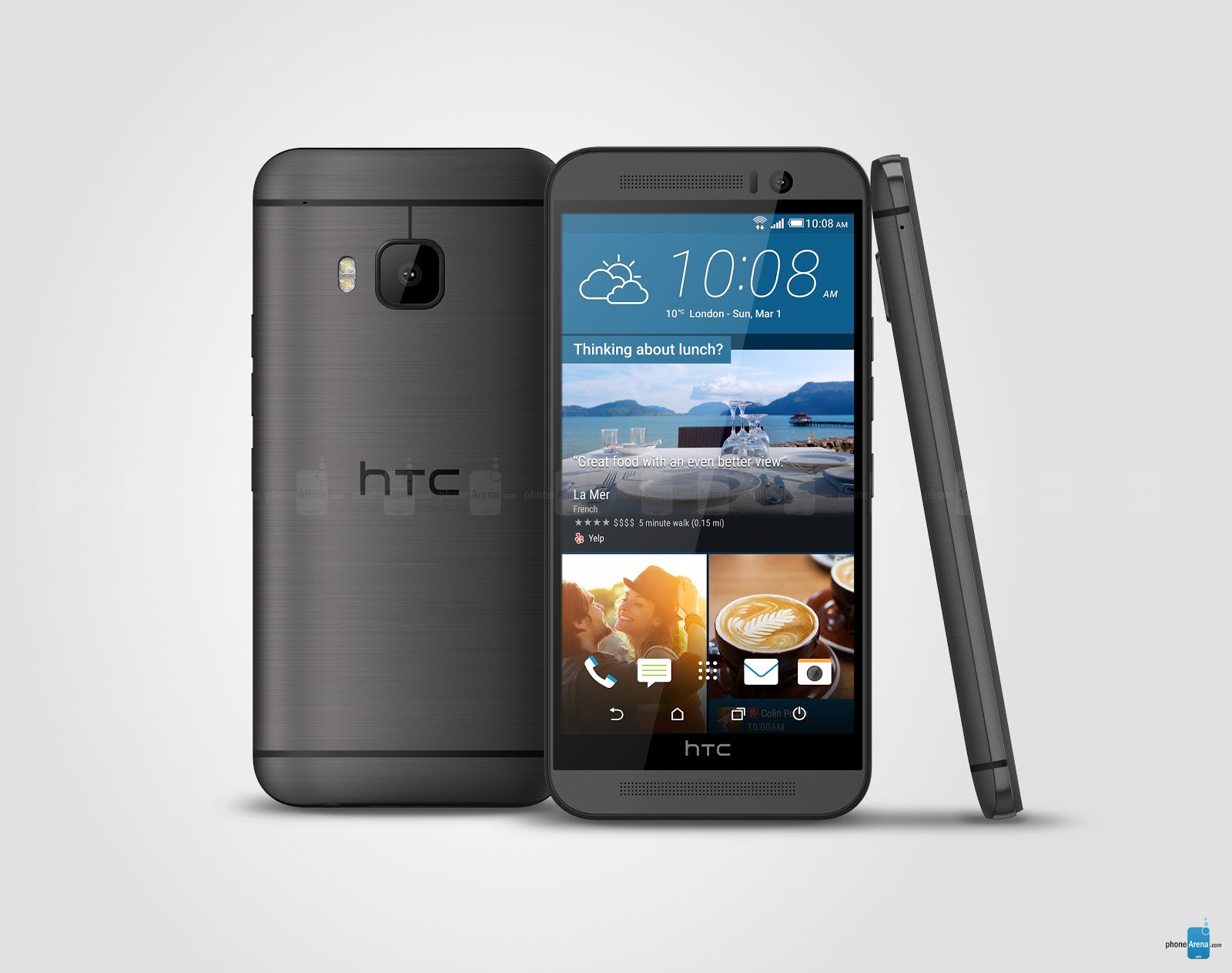 My Phone is HTC One M9.