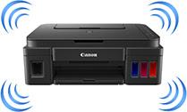 Fitur Wifi pada Printer Canon Pixma G3000