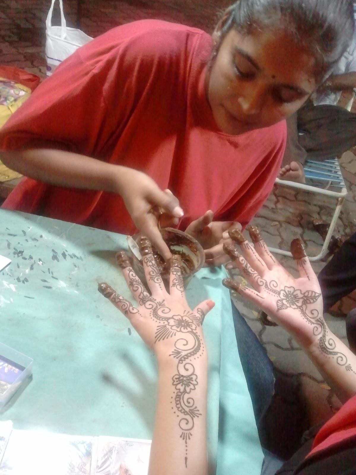 Nedd My Story My Journey HENNA Bazar Karat